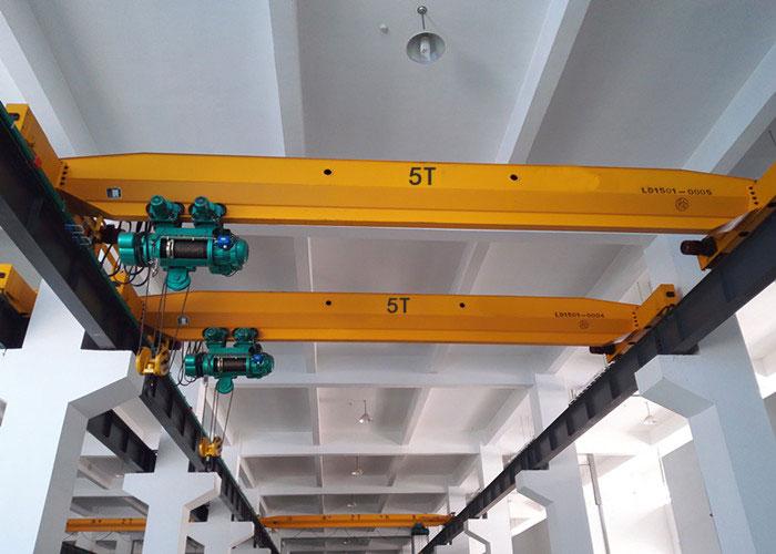2t-4.5m电动单梁起重机