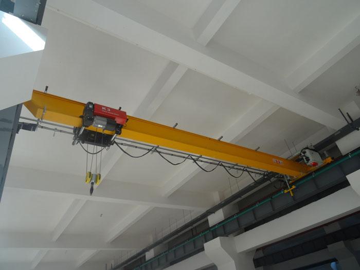5t-18m欧式箱体单梁起重机